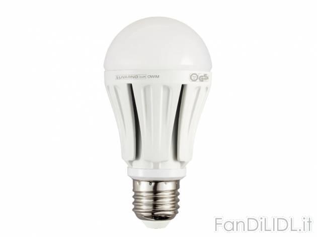 lampadina led prezzo : Lampadina a LED 11W con funzione dimmer Livarno Lux, prezzo 12,99 ...