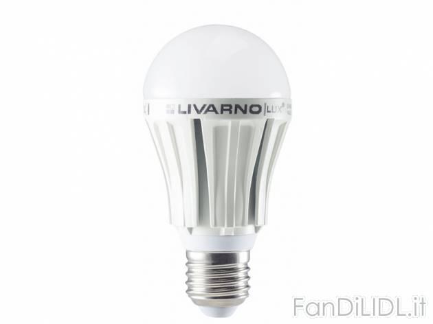 lampadina led prezzo : Lampadina a goccia LED 7 o 10W Livarno Lux, prezzo 7,99 ? per Alla ...