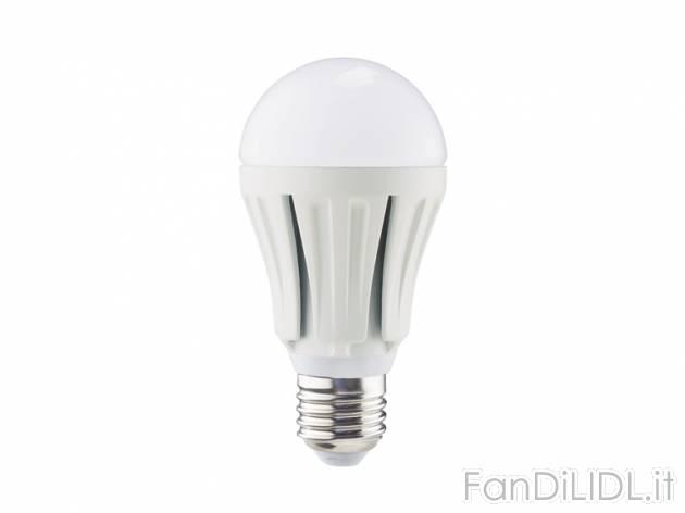 lampadina led prezzo : Lampadina a LED 10W con funzione dimmer Livarno Lux, prezzo 12,99 ...