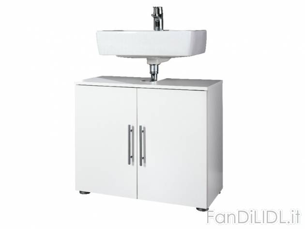 Sottolavabo Bagno Ikea: Mobile sottolavabo bagno lidl ...