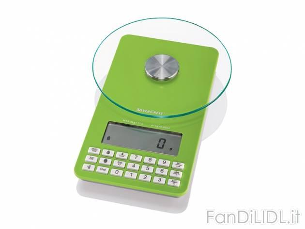 Bilancia da cucina cucina fan di lidl - Silvercrest bilancia digitale da cucina ...