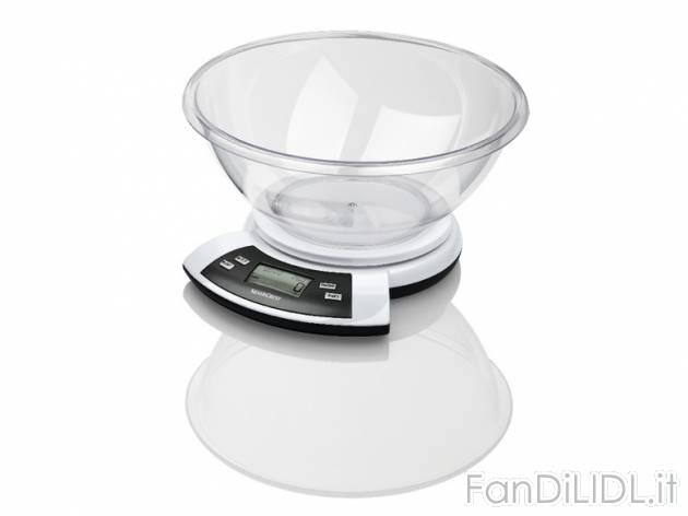 Bilancia elettronica cucina fan di lidl - Bilancia elettronica da cucina ...