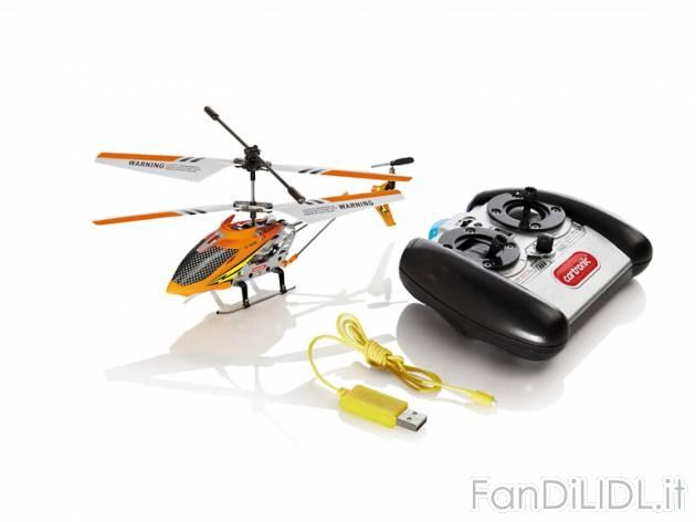 Elicottero Telecomandato Per Bambini : Elicottero radiocomandato per bambini fan di lidl