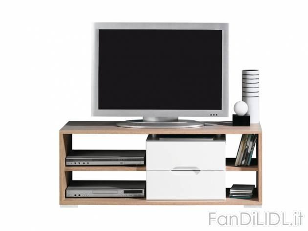 Mobile per TV Livarno Lux, prezzo 49,99 € per Alla confezione ...