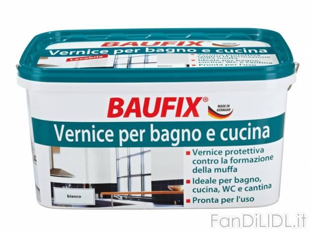 Vernice per bagno officina attrezzi lidl tecnico fan - Vernice per cucina ...