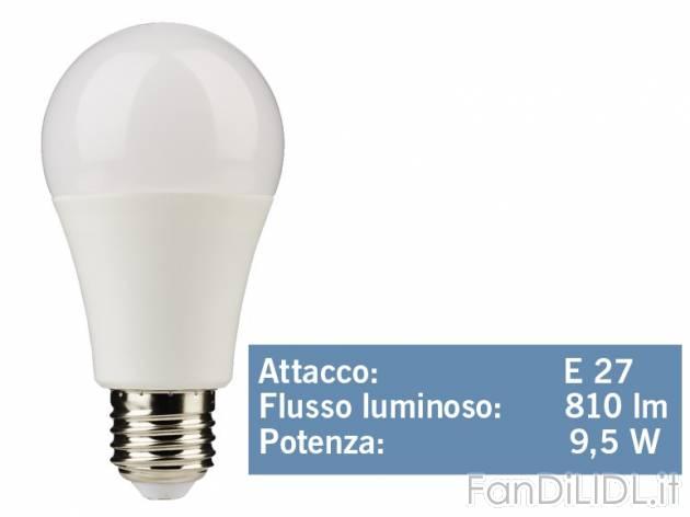 lampadina led prezzo : Lampadina LED a goccia , prezzo 5,99 ? per Alla confezione ...