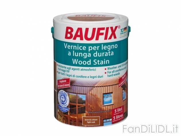 vernice impermeabilizzante per legno