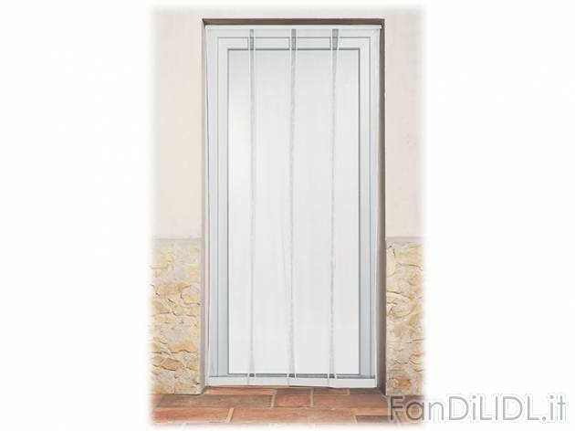 Zanzariera tenda arredo interni arredamento casa fan for Tende arredo interni