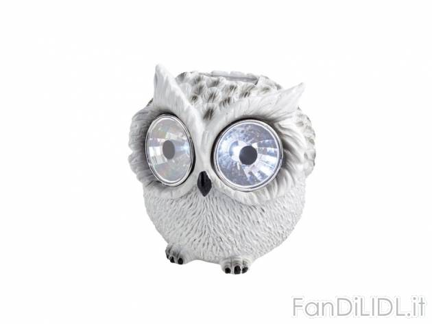 Lampada LED decorativa, Giardino - Fan di Lidl