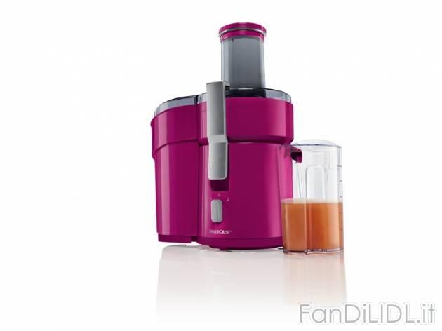 centrifuga per frutta cucina fan di lidl