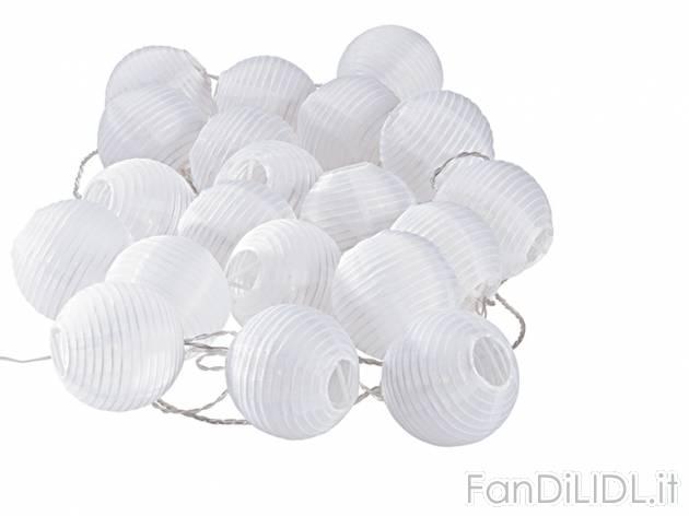 Catena luci decorative cucina fan di lidl - Luci decorative ...