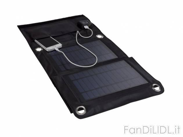Pannello Solare Lidl : Pannello solare sport e ricreazione fan di lidl