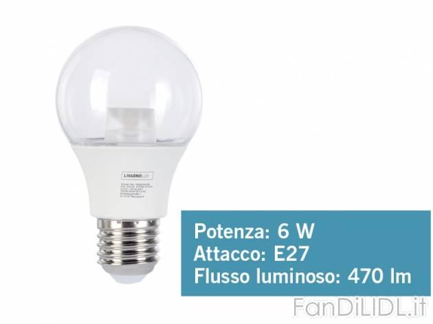 lampadina led prezzo : Lampadina LED a goccia o candela , prezzo 6,99 ? per Alla confezione ...
