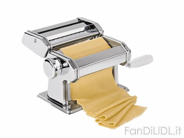 Macchina per pasta cucina fan di lidl - Macchina per pasta fatta in casa ...