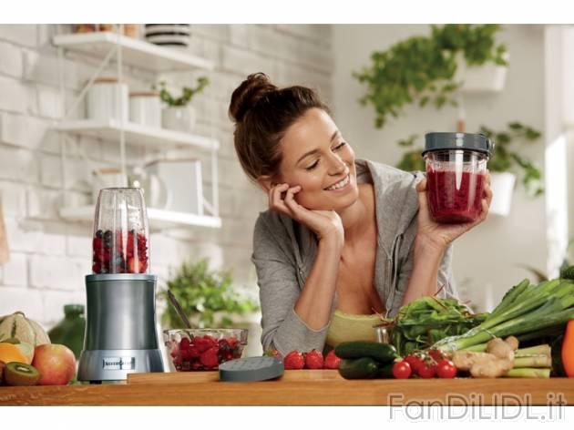 Frullatore nutrition cucina fan di lidl for Frullatore silvercrest