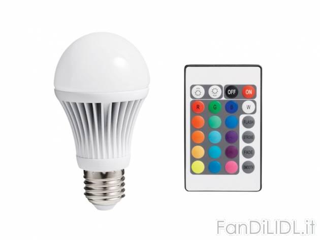 lampadina led multicolore : Lampadina multicolore, Arredo interni, arredamento casa - Fan di Lidl