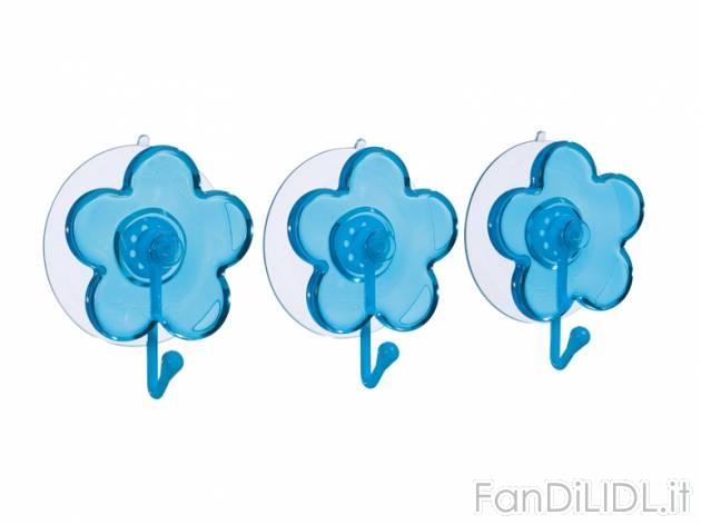 Ganci adesivi per bagno accessori interno fan di lidl - Accessori bagno adesivi ...
