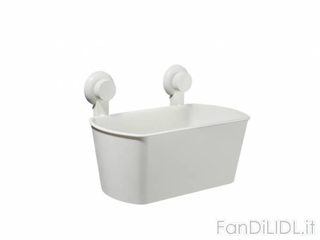 Accessori bagno bagno accessori interno fan di lidl - Accessori bagno a ventosa ...