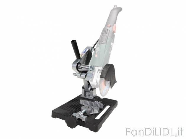 Mobili lavelli supporto per smerigliatrice angolare powerfix for Smerigliatrice angolare lidl