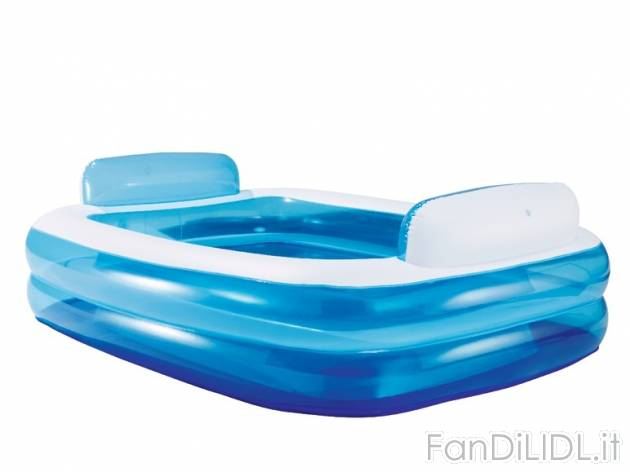 piscina gonfiabile sport e ricreazione fan di lidl