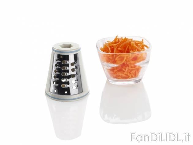 Grattugia Elettrica Cucina Fan Di Lidl