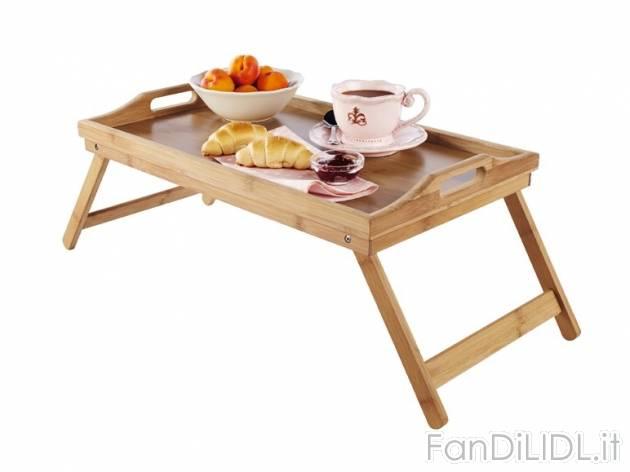 Vassoio da letto camera da letto fan di lidl - Vassoio per colazione a letto ...