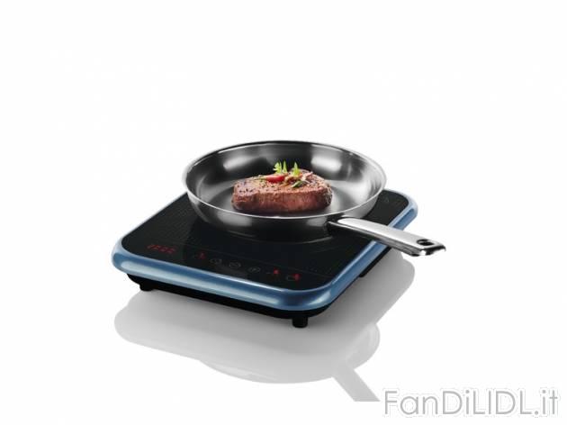 Piastra Ad Induzione Cucina Fan Di Lidl