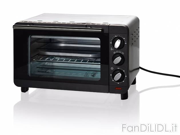 Forno elettrico cucina fan di lidl - Forno elettrico microonde ...