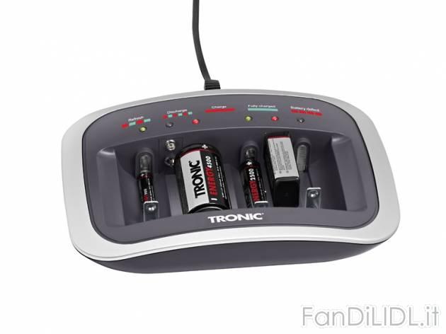 Caricabatterie universale elettronica atrezzature rtv for Mantenitore di carica lidl