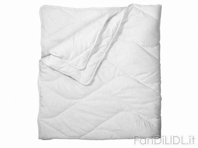 new product 098f5 9b32f Piumino matrimoniale, Camera da letto - Fan di Lidl