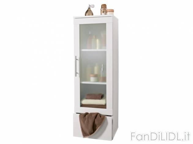 armadietto da bagno miomare prezzo 3999 per alla confezione