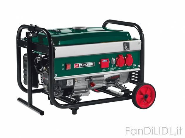 generatore di corrente officina attrezzi lidl tecnico