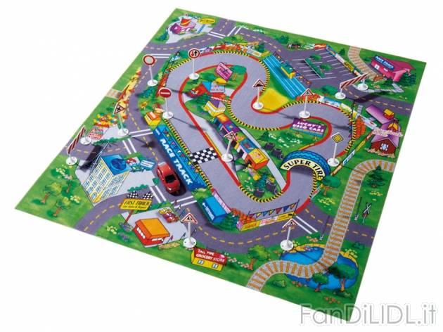 Set tappeto da gioco per bambini fan di lidl - Ikea tappeto gioco ...