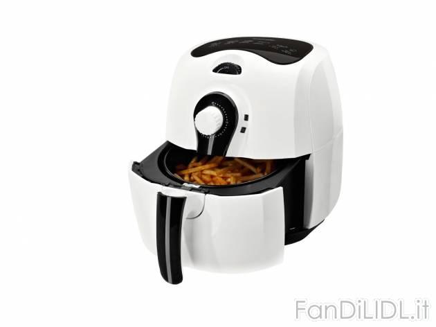Friggitrice Ad Aria Cucina Fan Di Lidl
