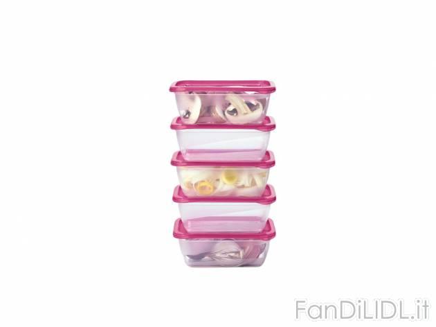 Set contenitori cucina fan di lidl - Contenitori da cucina ...