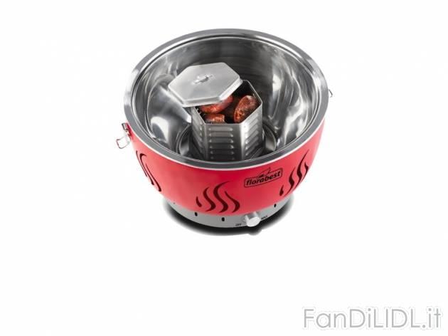 barbecue da tavolo cucina fan di lidl. Black Bedroom Furniture Sets. Home Design Ideas