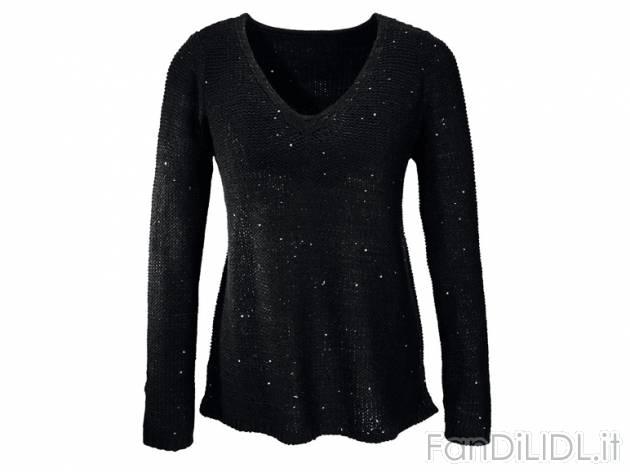 timeless design 33fe2 70508 Pullover da donna, Moda, abbigliamento - Fan di Lidl
