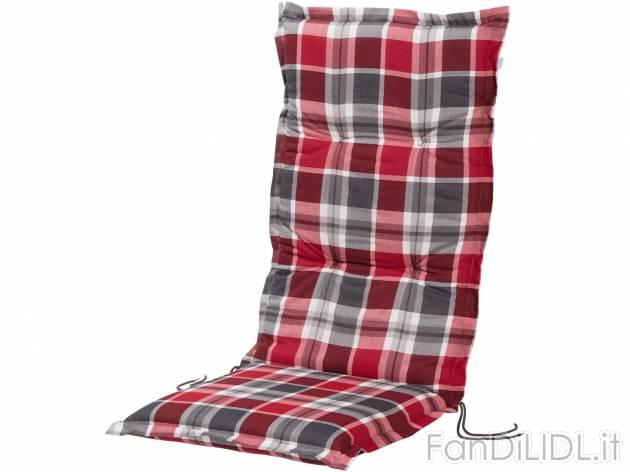 Cuscino per sedia, Giardino - Fan di Lidl