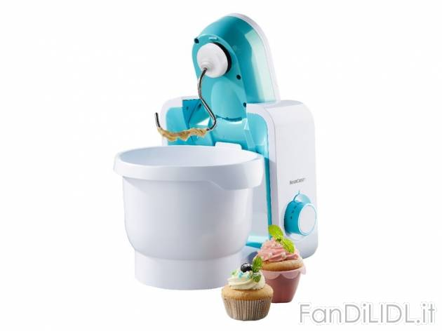 Robot da cucina silvercrest lidl ricette casalinghe popolari for Robot cocina lidl silvercrest