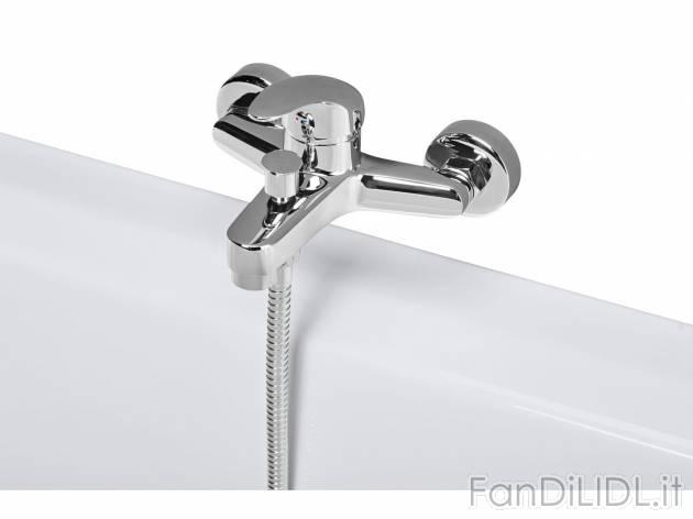 Miscelatore bagno accessori interno fan di lidl