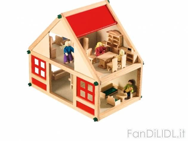 Set casetta in legno per bambini fan di lidl - Casa di legno per bambini ...