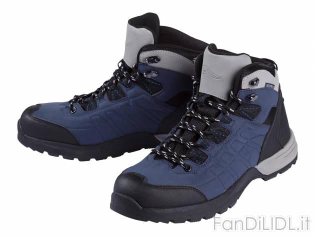 Scarpe da trekking, Abbigliamento sportivo, Sport e
