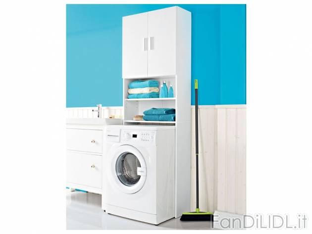 Mobile per lavatrice, Bagno, accessori, interno - Fan di Lidl