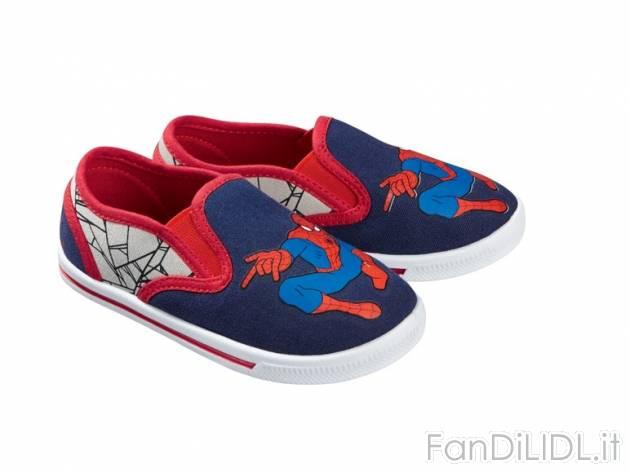 Scarpe Spiderman da bambino ytxktuU6l