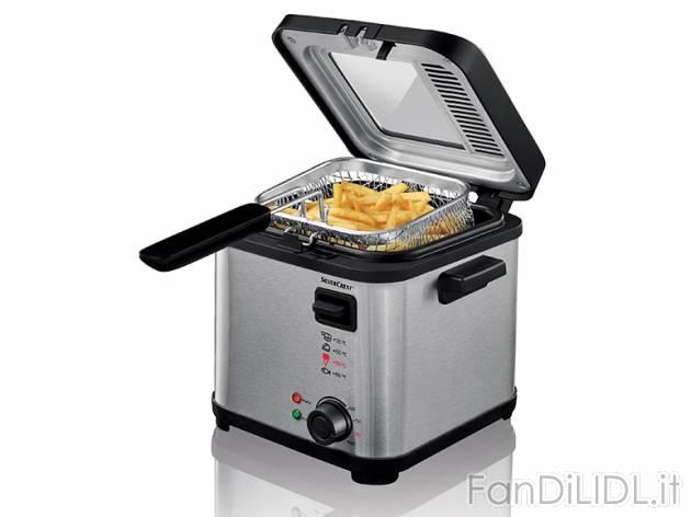 Mini Friggitrice Cucina Fan Di Lidl