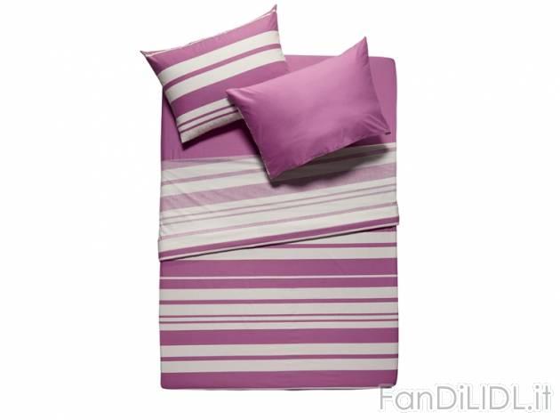 Completo lenzuola, Camera da letto - Fan di Lidl