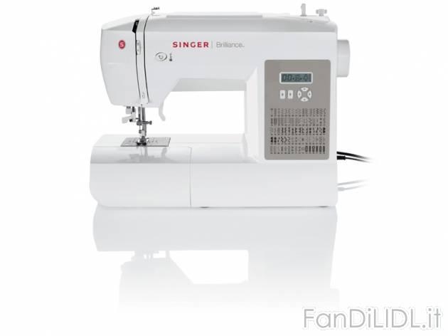 Macchina da cucire articoli per ufficio cartacei for Lidl offerte della settimana macchina da cucire