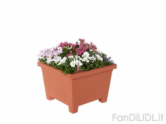 Piastrelle In Legno Florabest : Lidl volantino offerte e promozioni giardino offerte valide