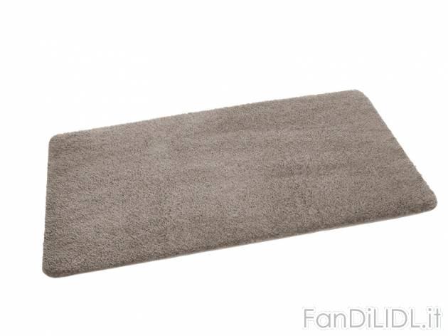 Immagine del prodotto tappetino da bagno cotone design geometrico