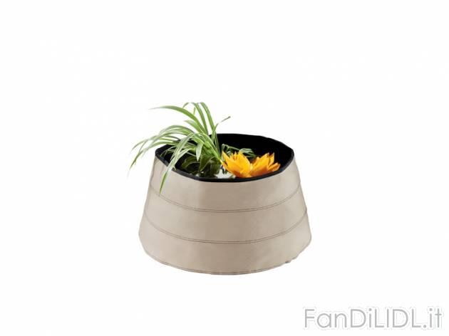 Mini stagno giardino fan di lidl for Stagno giardino